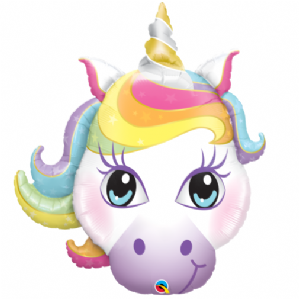 Magical Unicorn Large Foil Balloon | Wholesale Prices